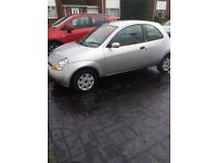 FORD KA 1.3 STYLE 2007 57 Reg SILVER FULL MOT SEPT 2017 GOOD RUNNER NICE CONDITION INSIDE AND OUT