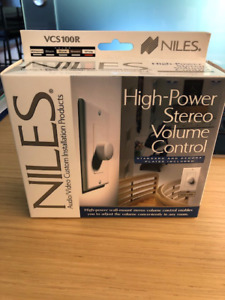 HIGH POWER STEREO VOLUME CONTROL NILES