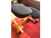 Ergonomic Posture Chair - Office Studio Chair £45 no offers