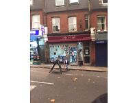 Coffee Shop Lease For Sale, Archway, N19 - £26,000 Premium