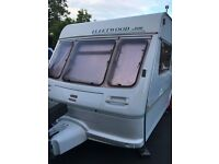 Fleetwood Countryside (Yr 2000) 500-5 Caravan for Sale