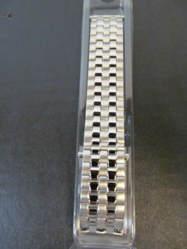 Comfort Strap Stainless Steel Expansion Watchband, Fits Multiple Sizes, TX264W