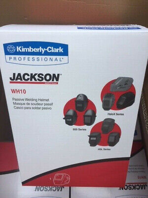 Jackson Safety 3002498 Fix Shade Hsl 100 Welding Helmet Black New