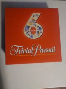 Trivial Pursuit 6th Edition (Brand New)
