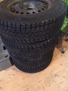 Winter Tires for Sale - Blizzak DM-V1 P225/75R16