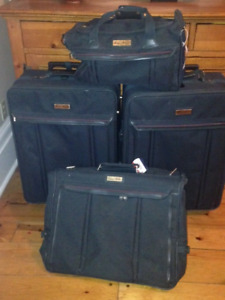 Luggage set - 4 piece American Tourister  soft sided