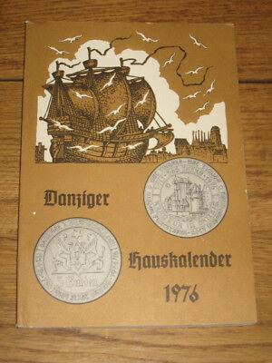 Danziger Hauskalender 1976