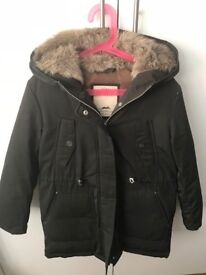 8aae53e6c Kerry baby girl all in one   snowsuit   pram suit 3-9 months