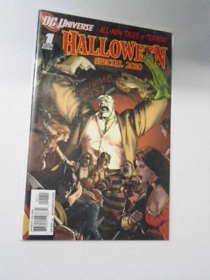 DC Universe Halloween Special 2010 #1 Shot DC VF/NM Comics Book