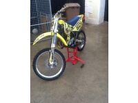 Rm 85 2007 bigwheel