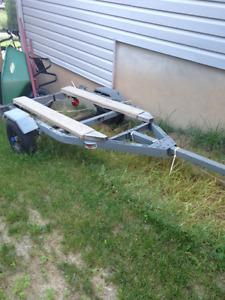 Boat Trailer (12-16 ft boat)