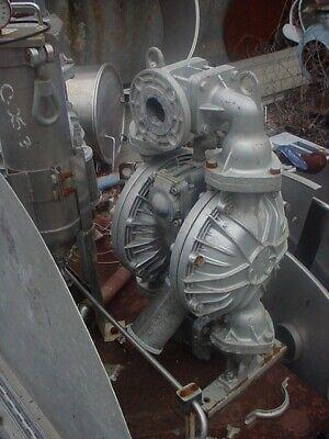 2 Inch Aluminum Diaphragm Pump Yamada Ndp-50ban