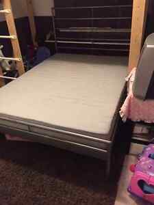 Double Bed with Mattress included