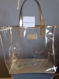 New Michael Kors Tote Bag