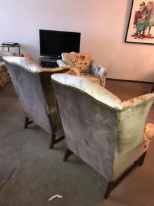 full suite of furniture
