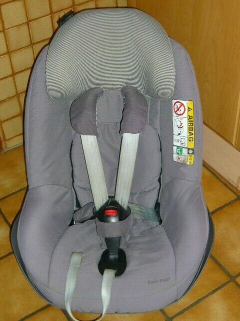Maxi Cosi 2way Pearl Reboarder Kindersitz (i-size) * gebraucht*