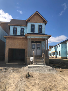 BRAND NEW 3 BDRM DETACHED HOME
