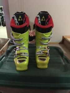 Fisher RC4 used ski boots