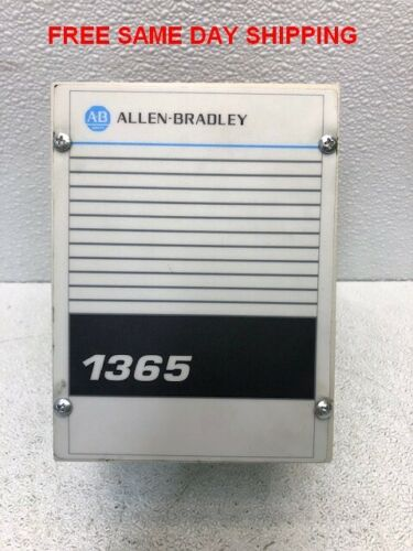 ALLEN BRADLEY DC CONTROLLER 1365-PAN SERIES A ITEM 748384-E3