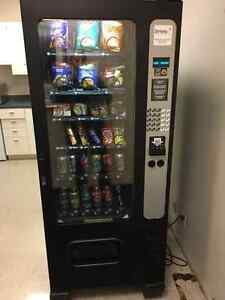 Distributrice a vendre froid/Combo Snack machine usi-top quality