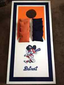 BEAN BAG GAME For Sale - Detroit Tigers