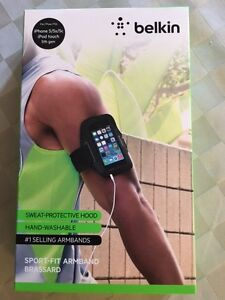 Sport-Fit Armband for iPhone 5/5S/5C