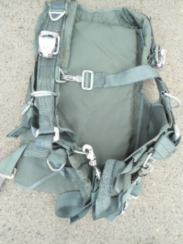 US Military Personnel Parachute Harness