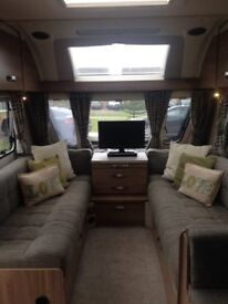 Swift Exclusive 6FB - Twin Axle Touring Caravan- Includes Everything