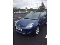 Ford Fiesta Style Climate 2008 1.2 3 door 10 months MOT - only 32k miles!!