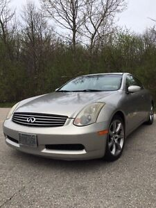 2004 Infiniti G35 Coupe (2 door) Must Sell