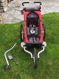2007 Chariot Cougar 1 Stroller
