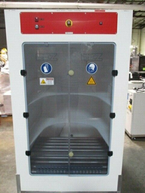 Chemical Cabinet Drum Storage Unit, with Exhaust, 451145