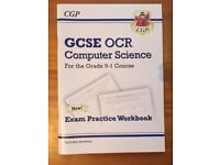 New GCSE Computer Science OCR Exam Practice Workbook - Grade 9-1 Course (incl. Answers) by CGP Books
