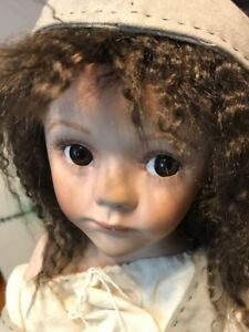 Collector Doll - Cossette - Les Miserables - Broadway