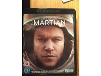 The Martian on 4K Ultra HD