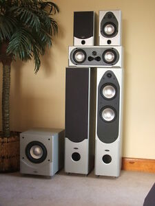 SPEAKERS 6.1  PRO LINEAR CINEMA SYSTEM Rhodes Canada Bay Area Preview