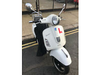 2014 New Shape Piaggio Vespa GTS 125 gts125 Super in White great condition