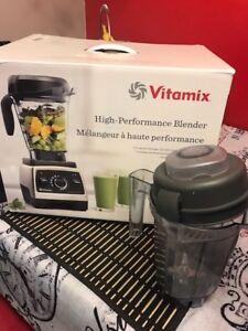 Vitamix 750 w/second container