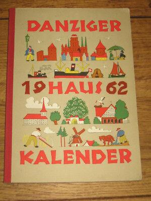 Danziger Hauskalender 1962