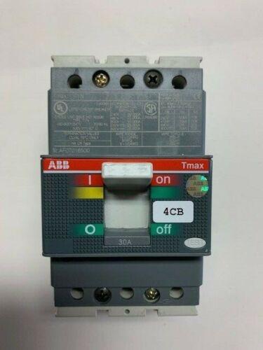 ABB T1N Tmax 30 Amp Circuit Breaker