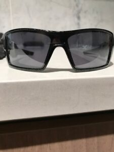 Oakley Black Oil Rig Sunglasses 24-058 only $125
