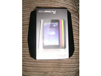 "Asus Memo Pad 7"" HD Complete with box & Charger"