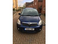 Corolla Verso 1.8 Automatic Factory Fitted Satellite Navigater