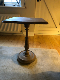 Mulberry Home oak occasional table