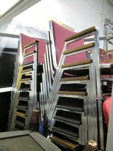 Global Stacking Chairs