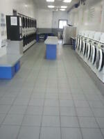 COIN LAUNDRY MAT FOR SALE
