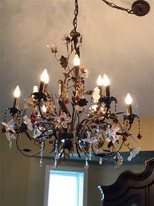 """33"""" chandelier for sale"""