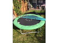 6 foot trampoline from Chad Valley