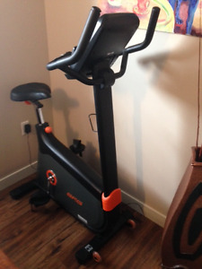AFG 7.3 Upright Exercise Bike for sale