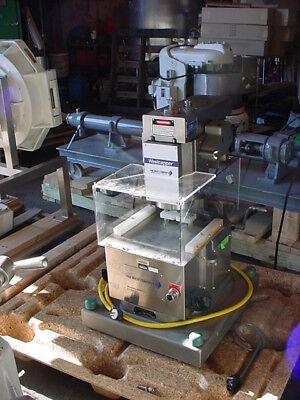 100 T Model Westcapper Packwest Pack Vial Capper Stainless Steel